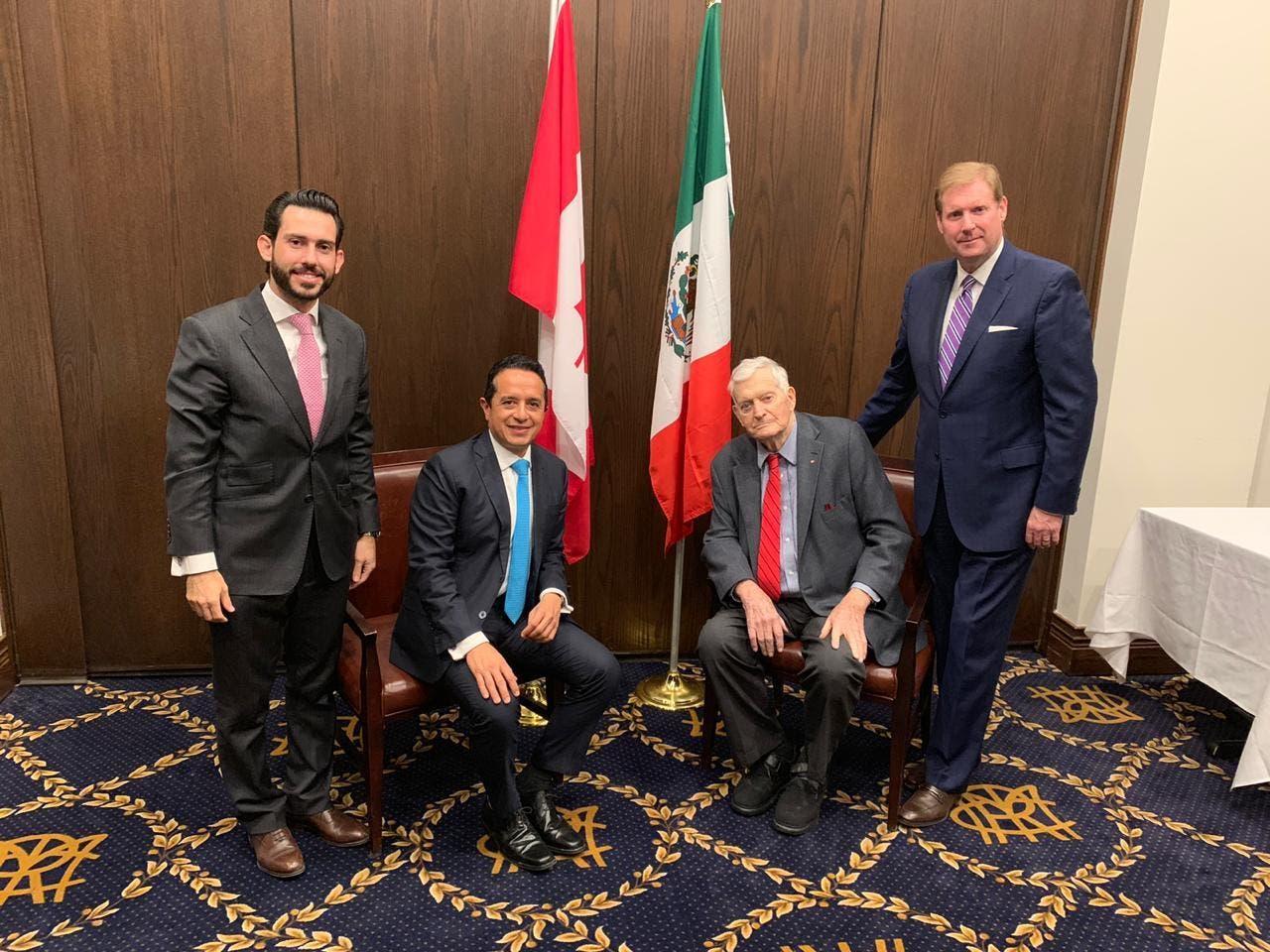Confirma Carlos Joaquín histórica inversión para Chetumal por 240 mdp