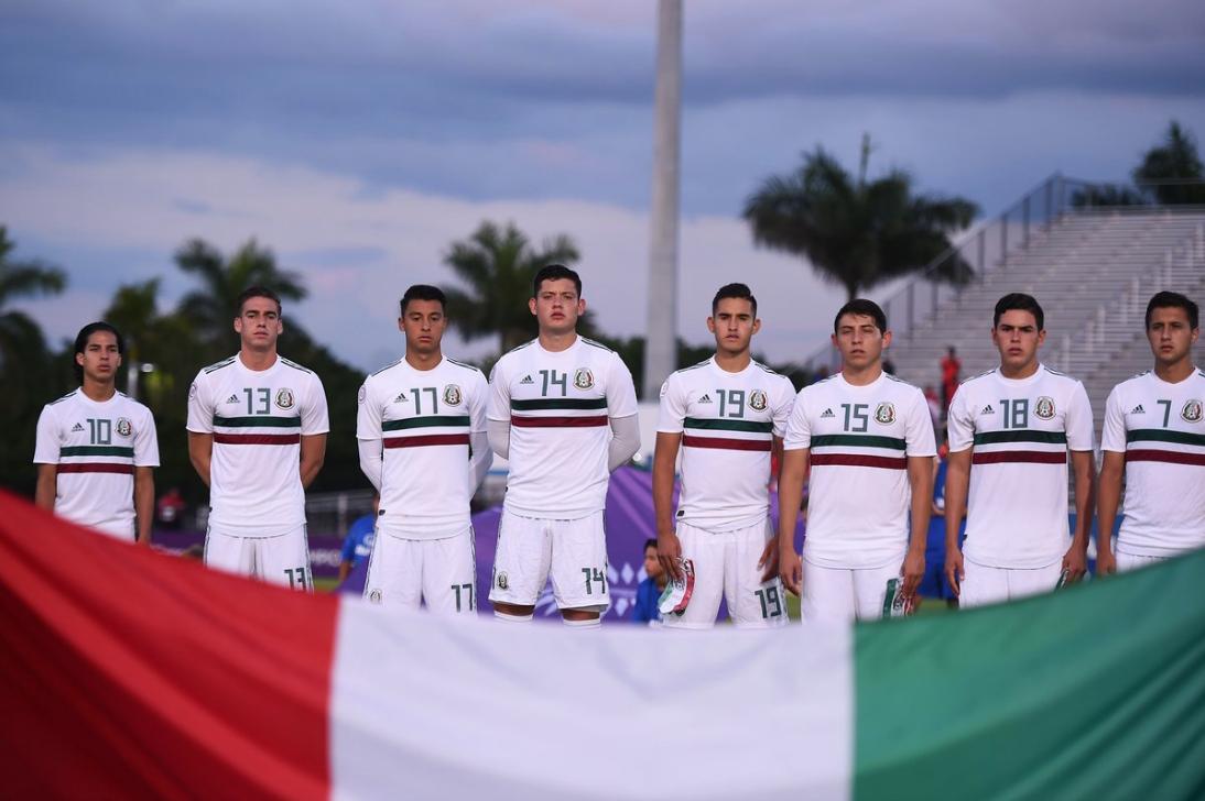 Selección Nacional de Futbol ya tiene rivales para Mundial Polonia Sub-20