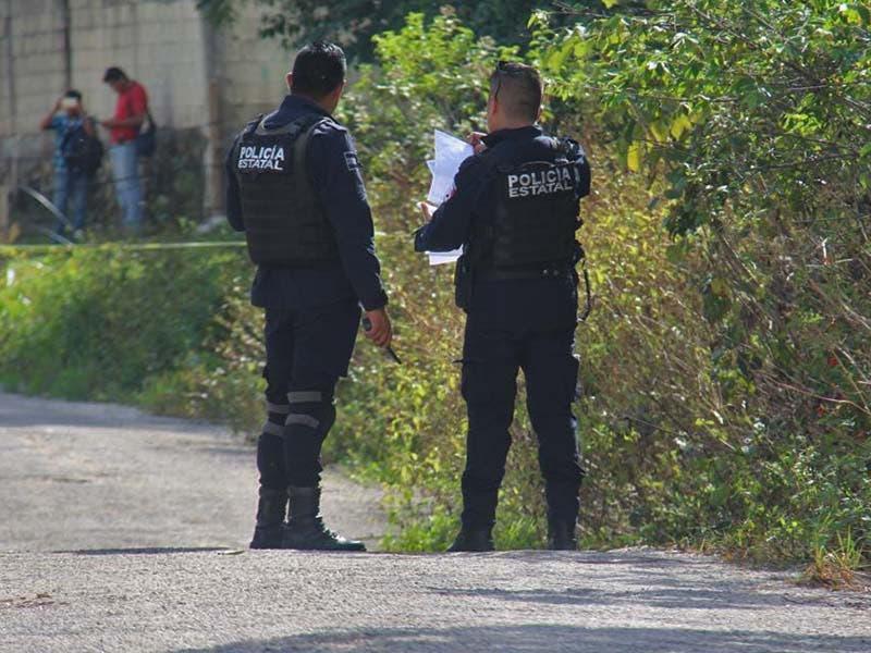 Policias estatal