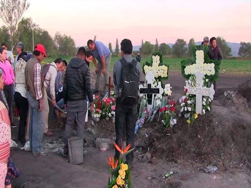 Son 125 personas muertas por la explosión del ducto en Tlahuelilpan, ¡Se eleva la cifra!