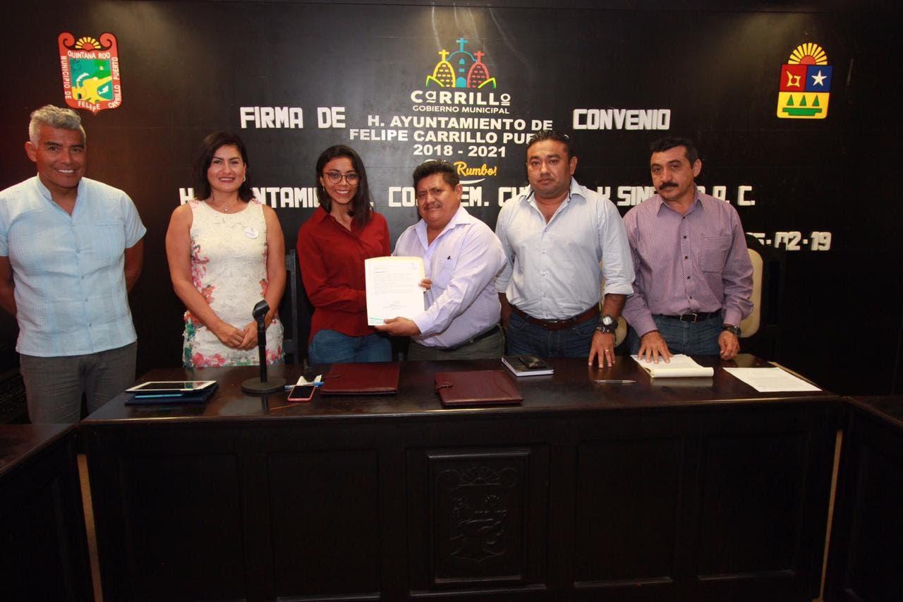 Felipe Carrillo Puerto fortalece la zona en materia de deporte y cultura