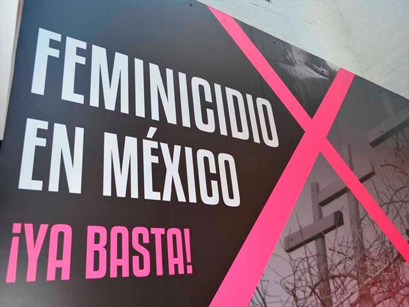 Morena afirma que el feminicidio debe condenarse con prisión preventiva