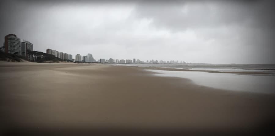 Desconcierto en Yucatán y Acapulco porque el mar se alejó de sus playas