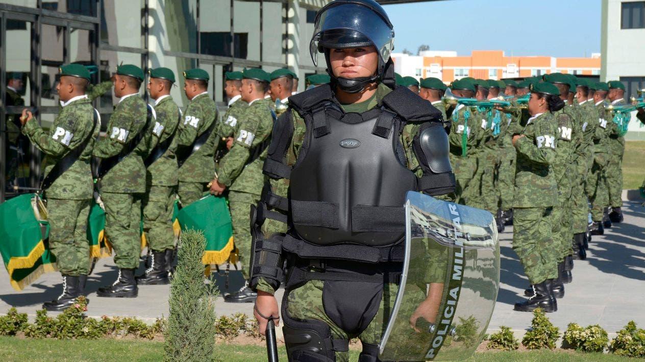 Celebra ONU-DH mando civil de la Guardia Nacional