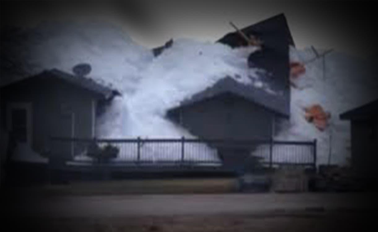 VÍDEO: VIOLENTO Tsunami de Hielo azota Estados Unidos