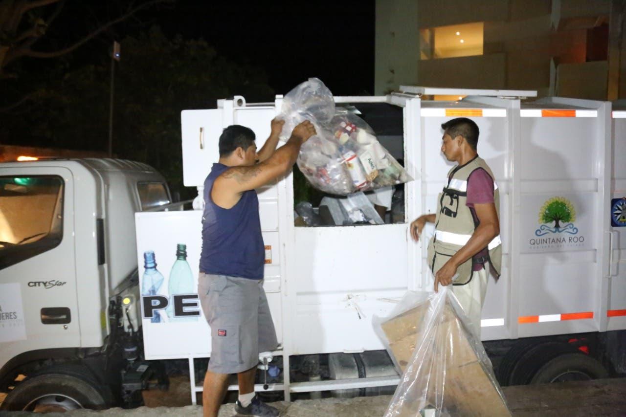 Muicipio y habitantes de Isla Mujeres mantienen un destino más limpio