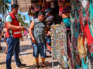Realizan operativo en Isla Mujeres