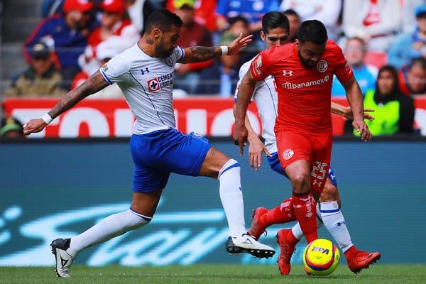 Liga MX: Previa, horario y ver en vivo Toluca vs Cruz Azul Jornada 6 Clausura 2019
