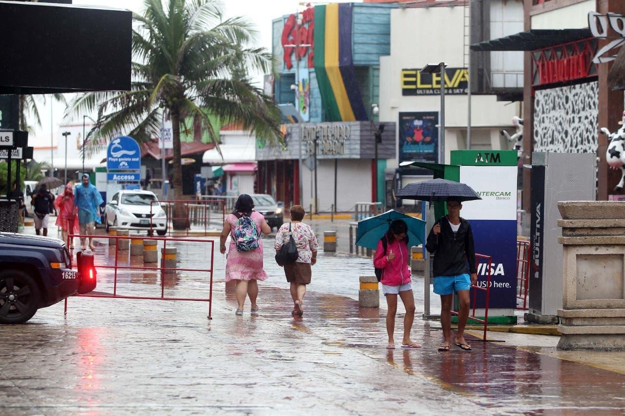 Pronostican calor y lluvias para Quintana Roo