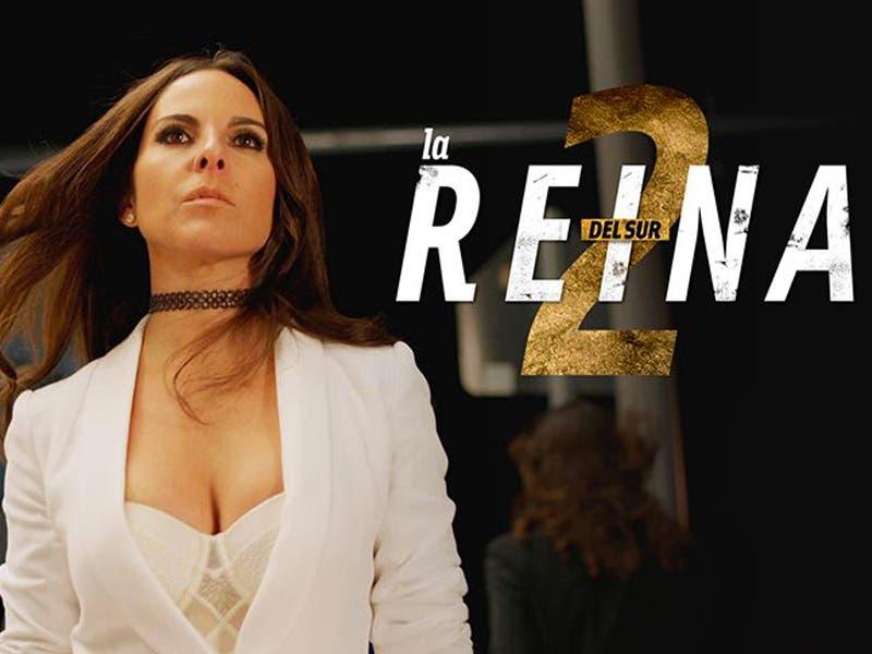 "Kate del Castillo anuncia fecha de estreno de ""La Reina del Sur 2"""
