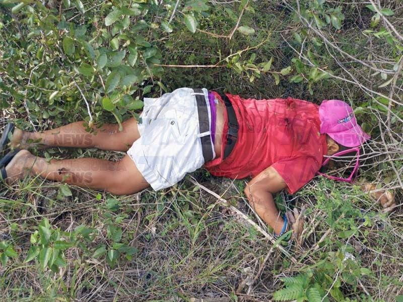 Mujer ejecutada (2)
