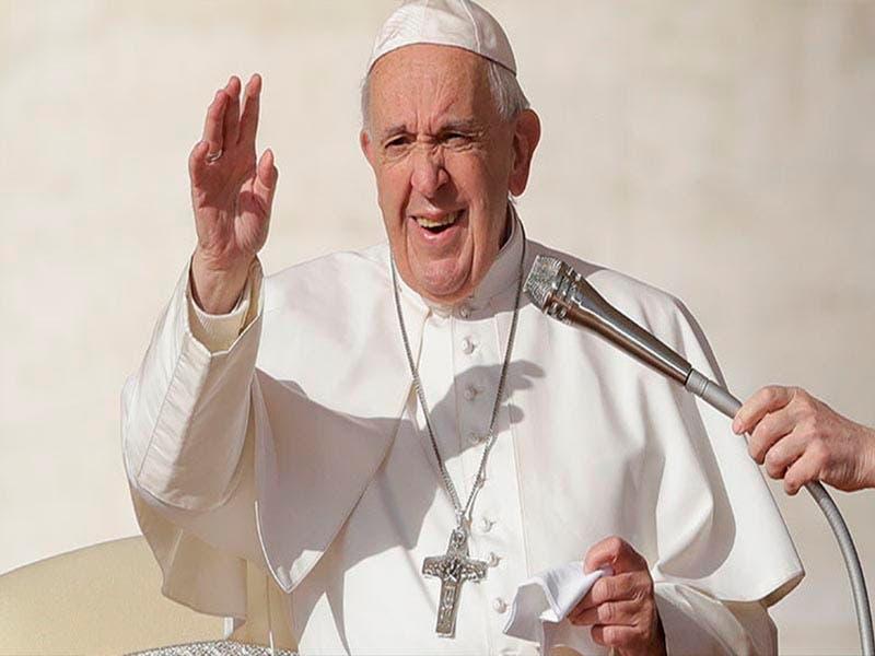 Papa Francisco podría mediar en Venezuela; Nicolás Maduro le envió una carta