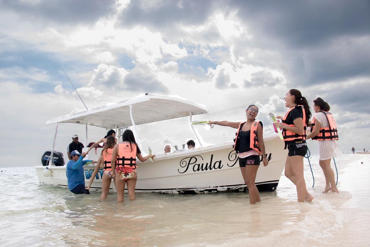 Puerto Morelos se fortalece para ser el mejor destino turístico