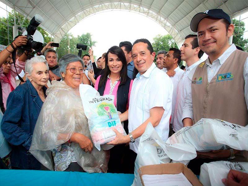 Laura Fernández destaca la suma de esfuerzos para brindar más beneficios a la población