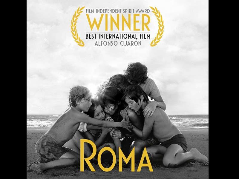 Roma de Alfonso Cuarón previo a los Oscars 2019 gana el Spirit Award a mejor película internacional
