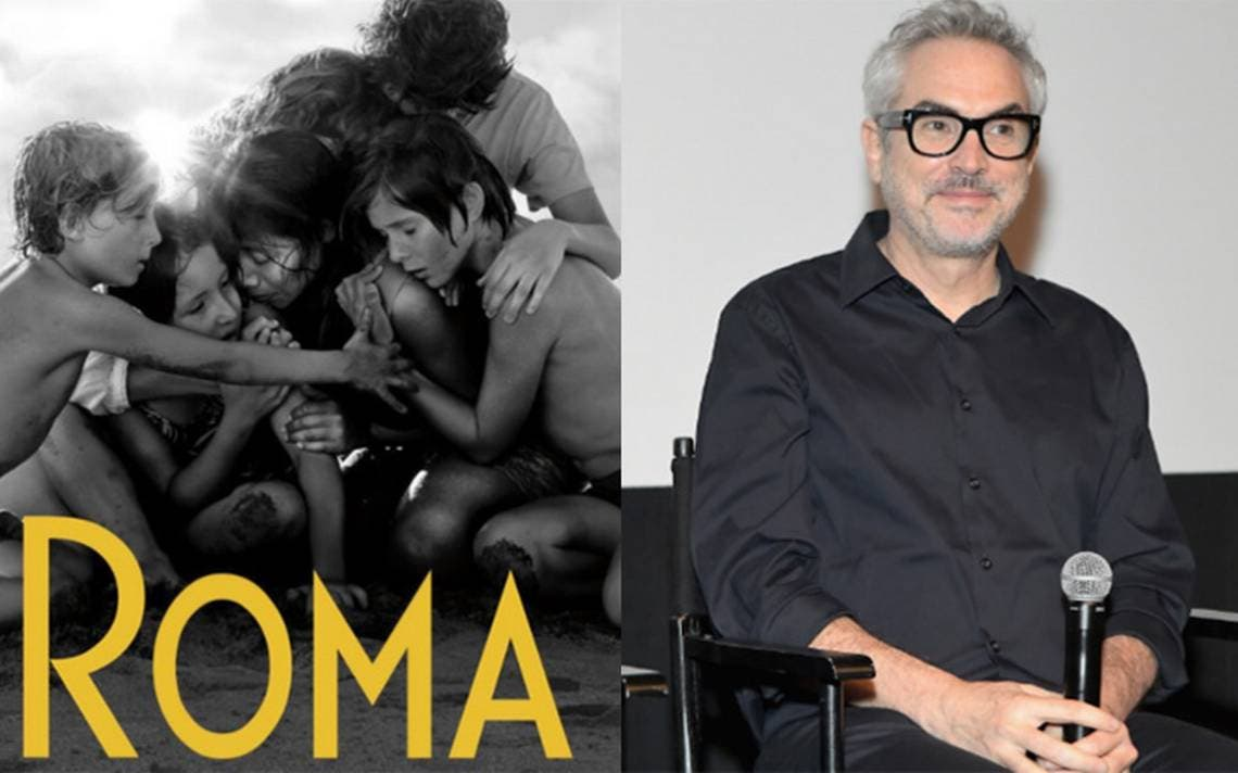 Roma: ¡Por Fin! Llega a los cines comerciales de México