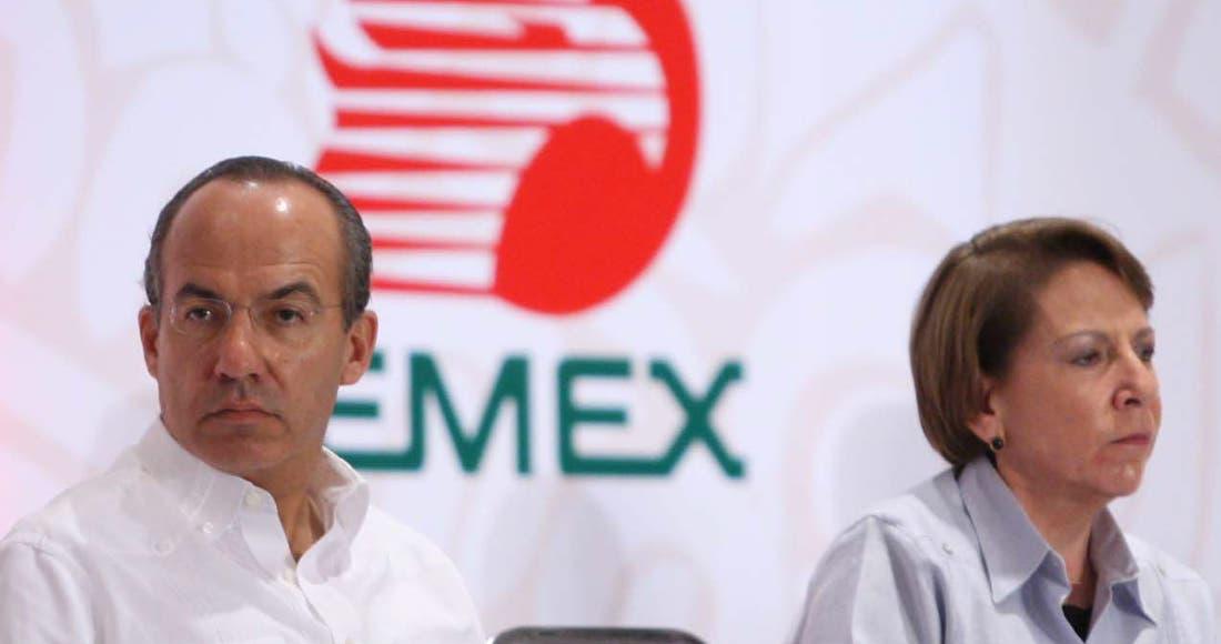 """Da AMLO su """"llegue"""" a Calderón, por transa"""