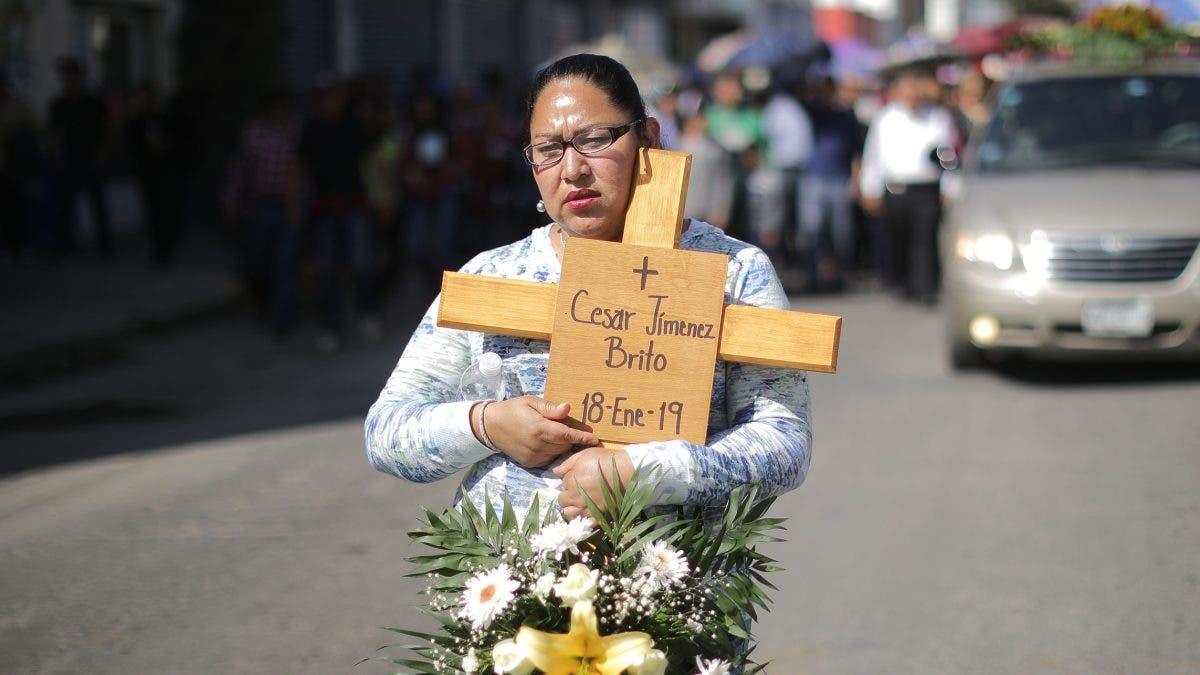 En Tlahuelilpan no sepultan cuerpos en panteón nuevo por superstición