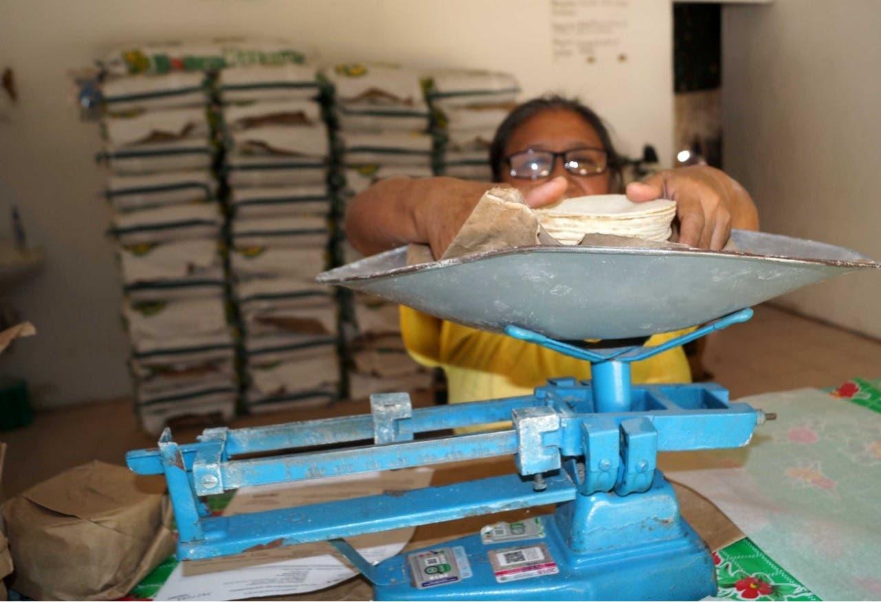 Aumenta el precio de la tortilla en Lázaro Cárdenas