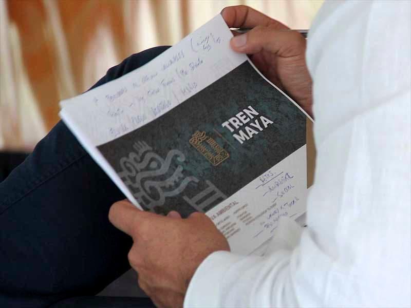 """Tren Maya; """"parteaguas"""" de lo que será la política ambiental en México: Pablo Careaga"""