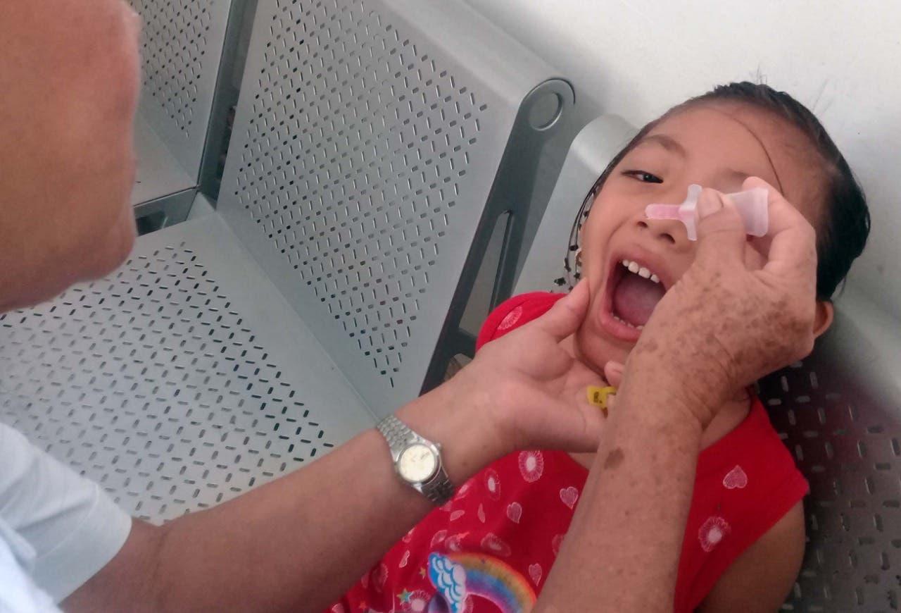 Arranca Semana Nacional de Vacunación en Lázaro Cárdenas