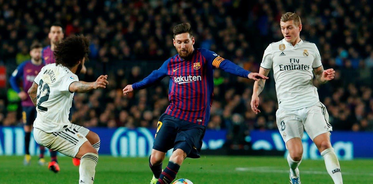 78e62abbe970e Copa del Rey  Horario y dónde ver en vivo Real Madrid vs Barcelona en la