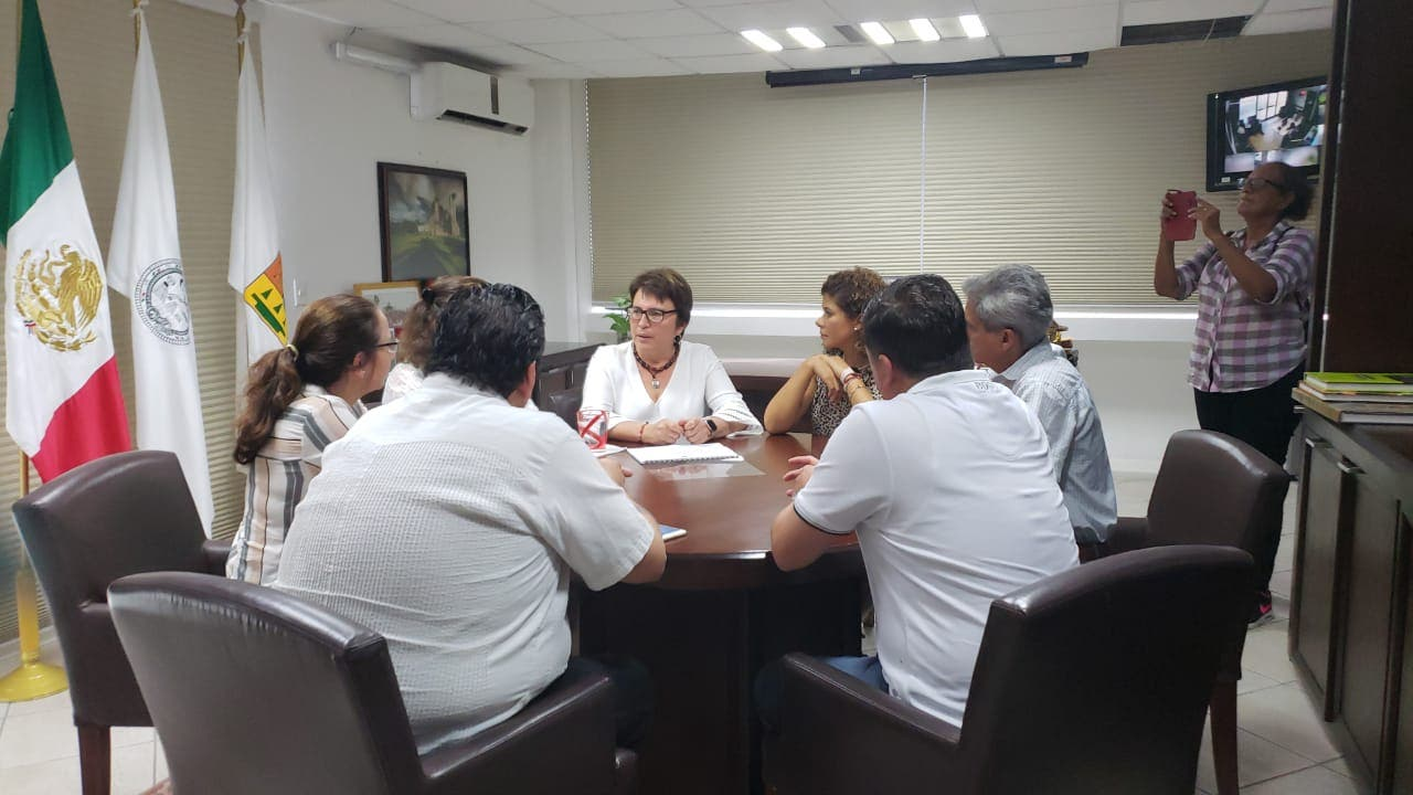 Reunión Laura Beristain