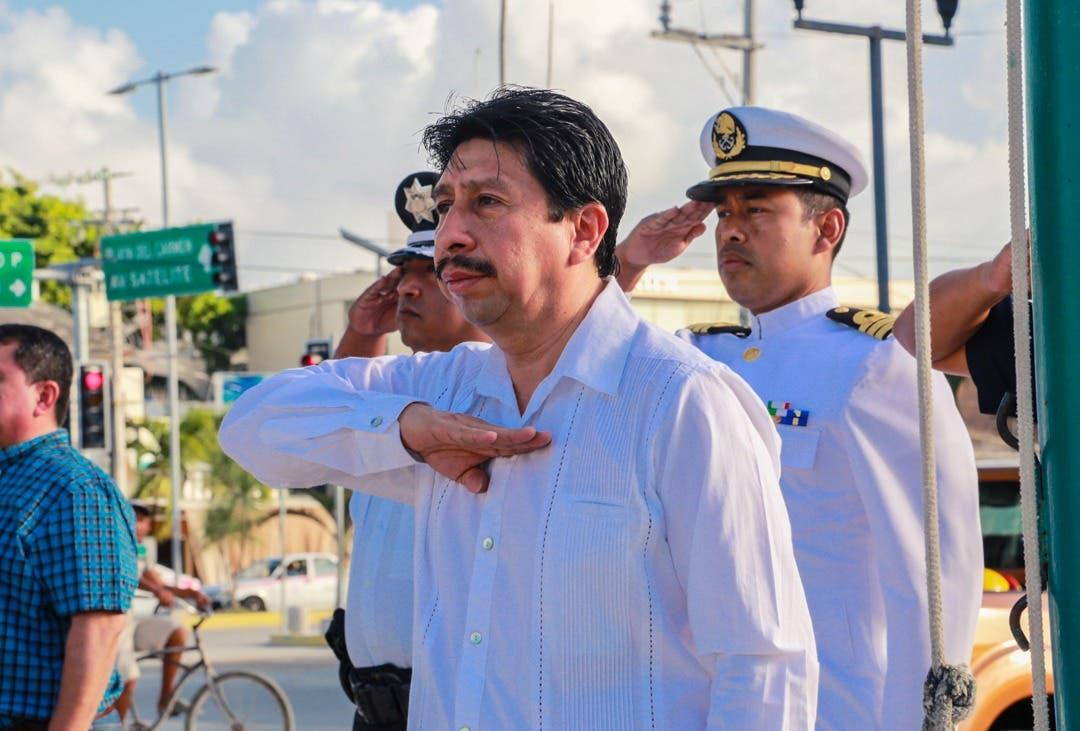 Es un orgullo y bendición haber nacido en México, afirma el presidente de Tulum