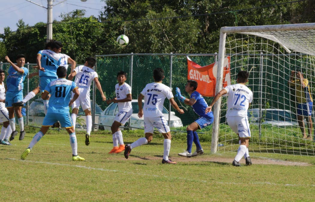 Yalmakán golea a Inter Playa en la Tercera División Profesional