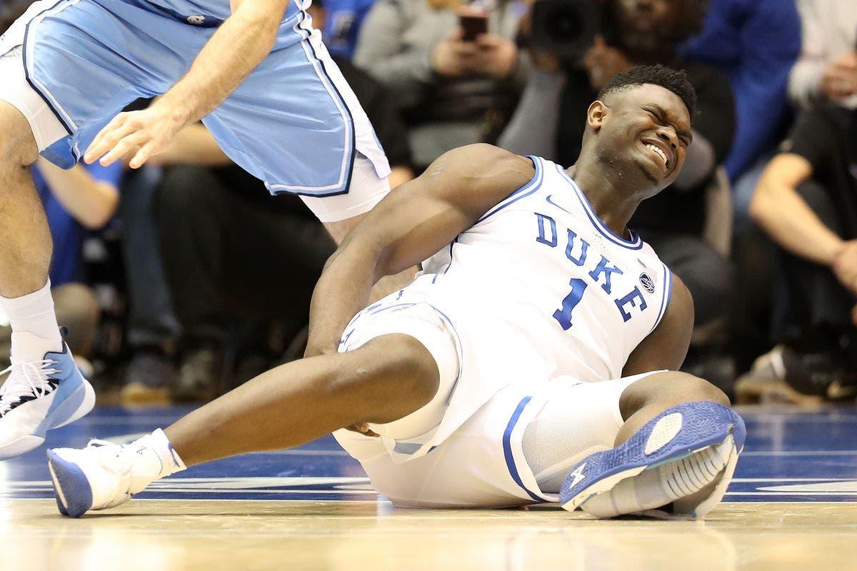 Nike registra perdidas tras el accidente del basquetbolista Zion Williamson