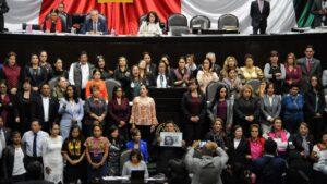 Morena indicó en la Cámara de Diputados que se debe prevenir los feminicidios