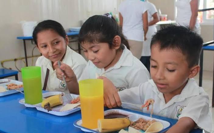 Garantizan abasto de alimentos a escuelas de tiempo completo
