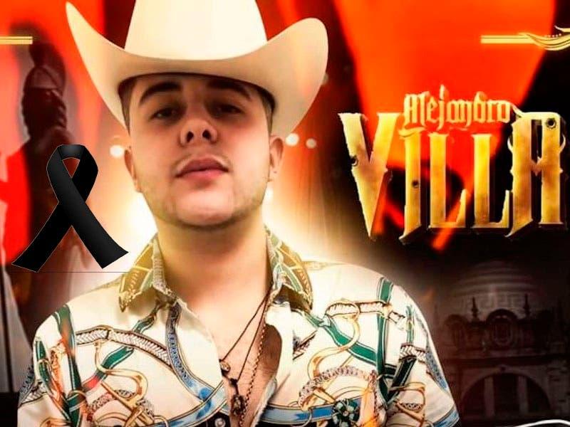 Acribillan a cantante de narco corridos Alejandro Villa en Tlaquepaque, Jalisco