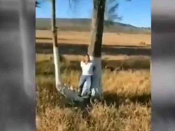Vídeo: Filtran imágenes del asesinato del sobrino de Joan Sebastián Hugo Figueroa