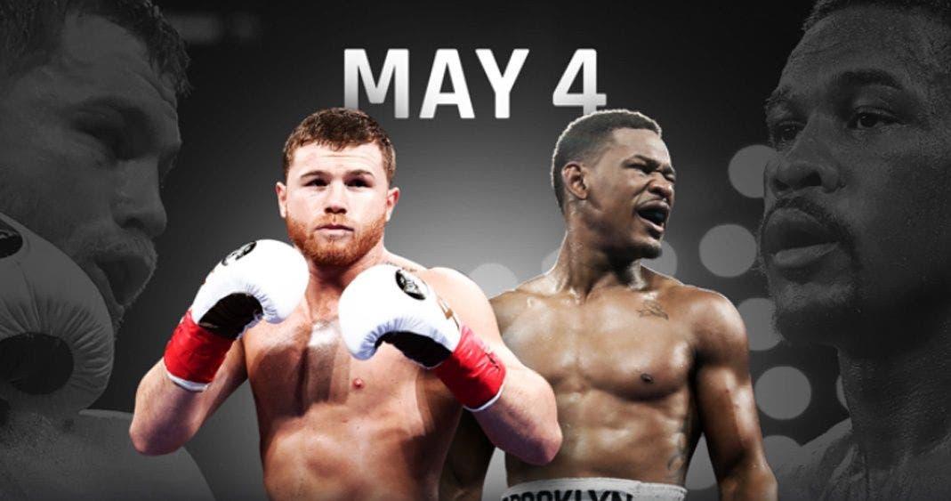 BOX: 'Canelo' y Jacobs disputarán cinturón maya