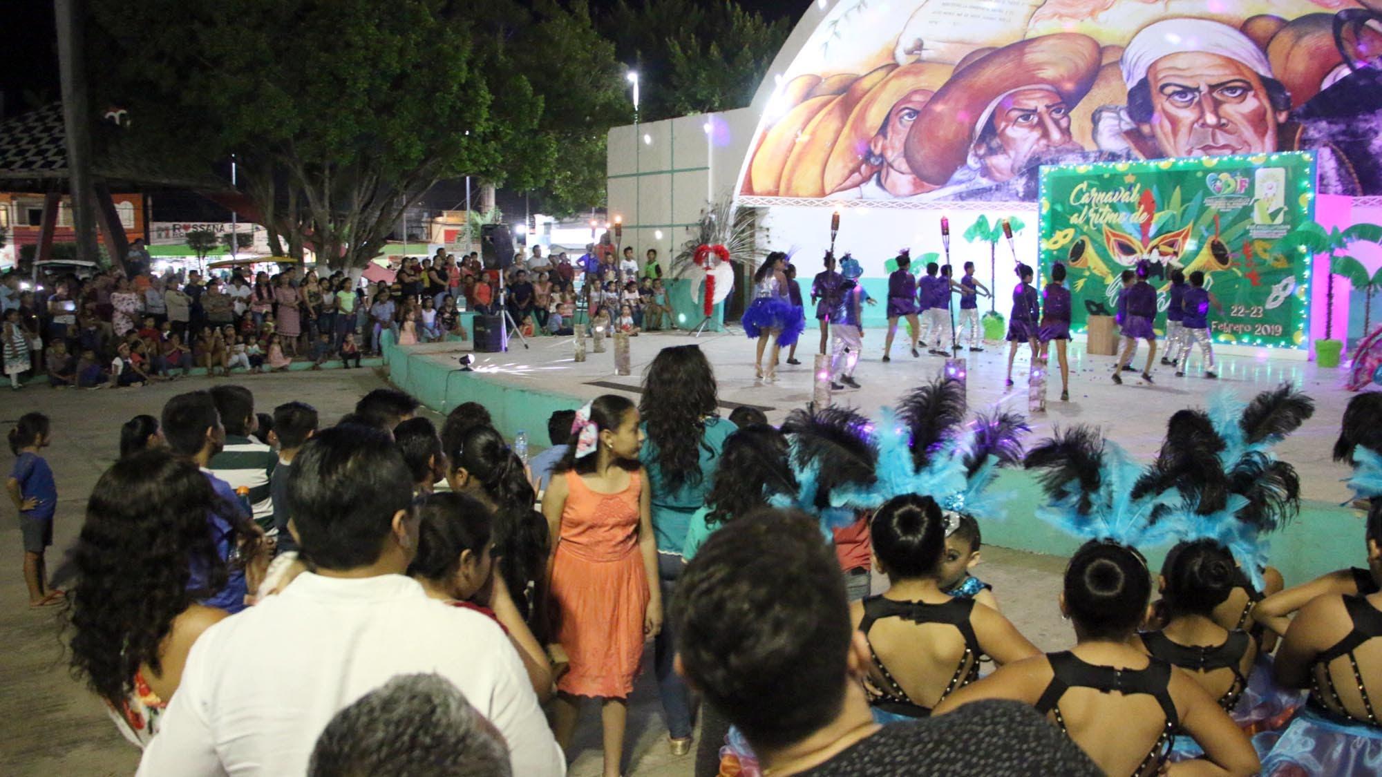"""Inicia culto al """"Rey Momo"""" en Zona Maya de Quintana Roo"""