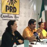 """PRD va por Cancún y asegura que está """"sanando heridas"""""""