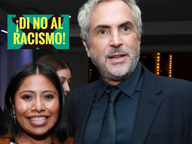 Yalitza Aparicio: Alfonso Cuarón la defiende de críticas y las considera racistas