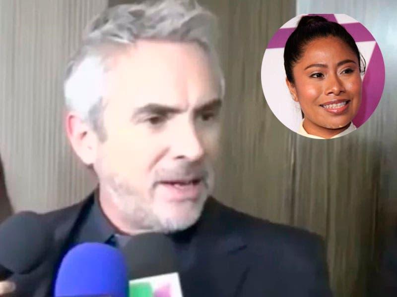 Vídeo: Alfonso Cuarón explota de furia con la prensa por la entrevista a la familia de Yalitza Aparicio y la defiende