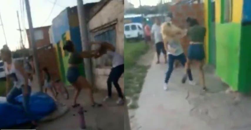 Vídeo: Dos mujeres se agarran a cuchillazos, una muere y la otra la sentencian a 14 años de prisión