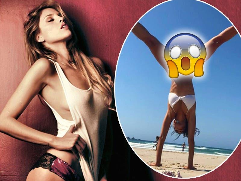 Eiza González sorprende en Instagram con ajustado bikini