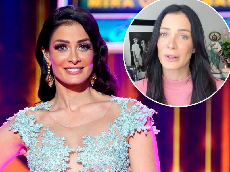 Ex Miss Universo Dayanara Torres revela que tiene cáncer