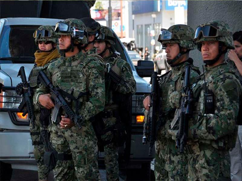 Afonso Durazo: La Guardia Nacional es un legado para la nación