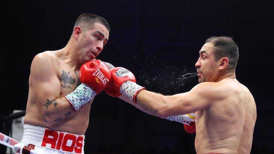 Box: 'Zorrita' Soto derrota a 'Bam Bam' Ríos
