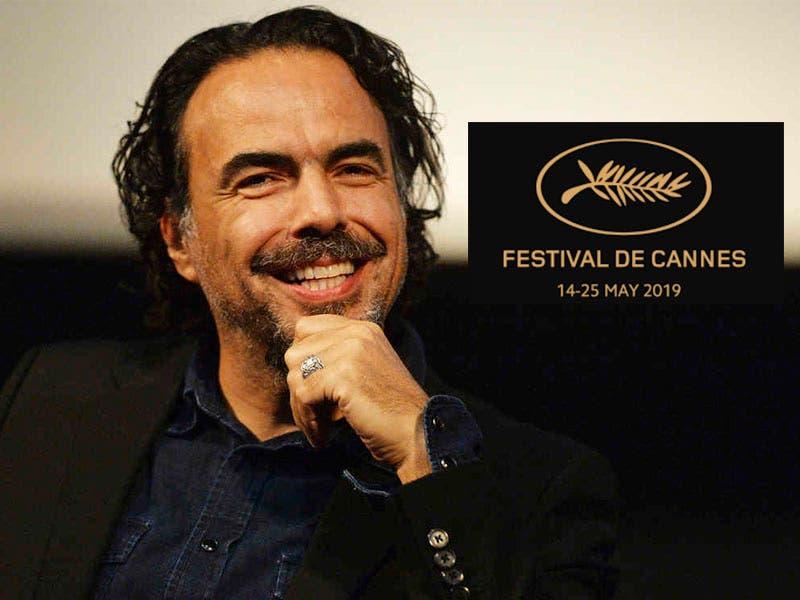 Vídeo: ¡Histórico! Alejandro González Iñárritu primer mexicano en ser Presidente del jurado del Festival de Cannes