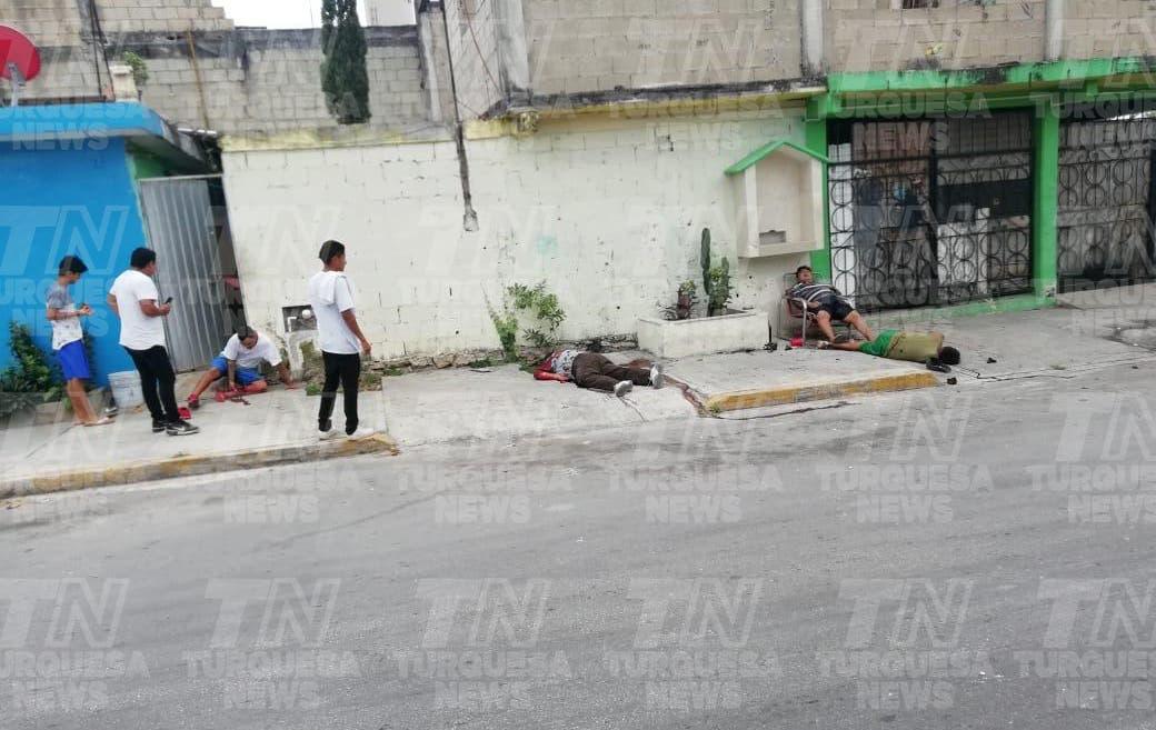 Ataque a balazos deja 3 muertos y 2 heridos en la Ruta 4