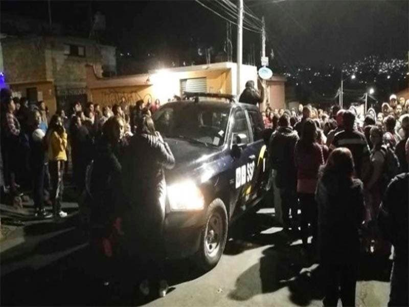 Linchan pobladores a un sujeto por intentar violar a una menor