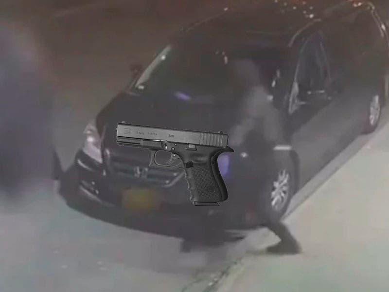Vídeo: Matan a pasajero por la espalda mientras subía a un Uber