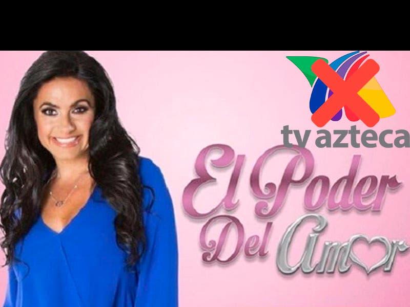 Peñélope Menchaca: Cancelan su programa en TV Azteca por presunto caso de abuso