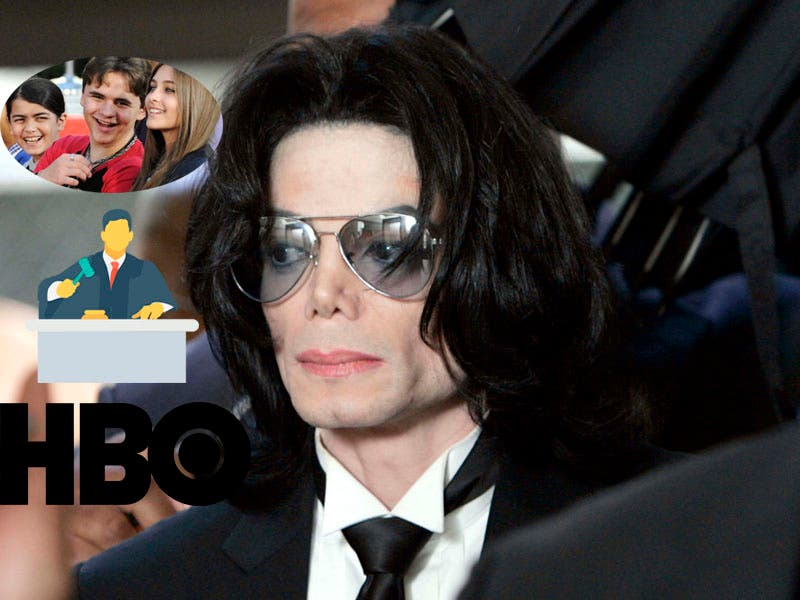 Michael Jackson: ¡Con todo! Herederos demandan a HBO por el documental de casos de abuso